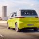 Volkswagen electric shuttles