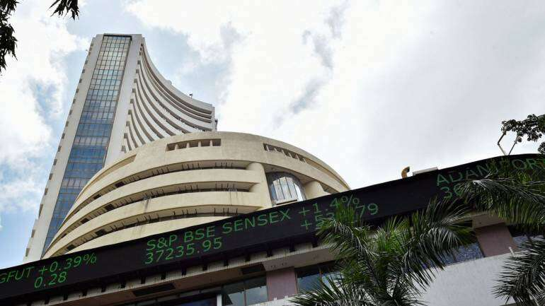 Sensex fell 227 points to near 41300, the Nifty slipped 62 points to below 12200