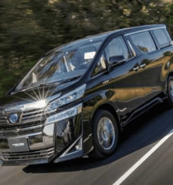 Toyota Vellfire launched: Big brother of Innova Crysta is priced at ₹79.5 lakh