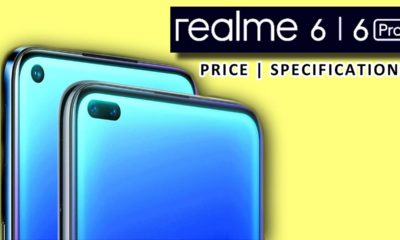Realme 6, 6 Pro smartphone prices leaks ahead of launch