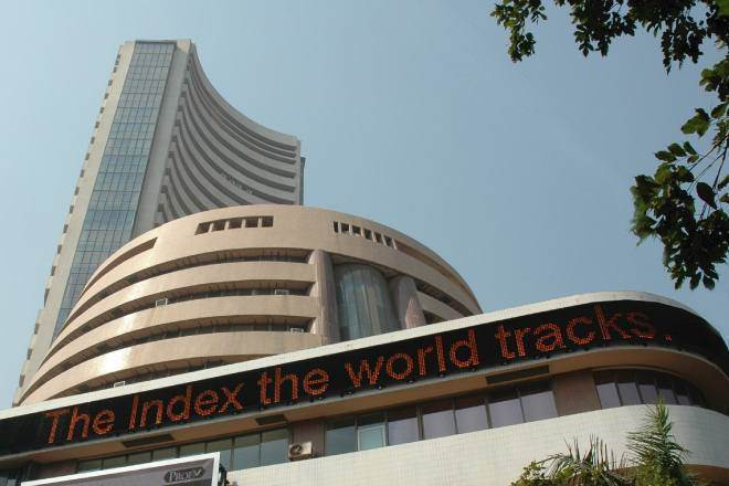 Sensex surges 560 points on hopes of central bank stimulus; Nifty tops 11,250