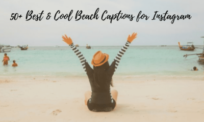 50+ Beach Instagram Captions for Summer Days