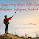 Best Selfie Captions & Quotes for social media apps