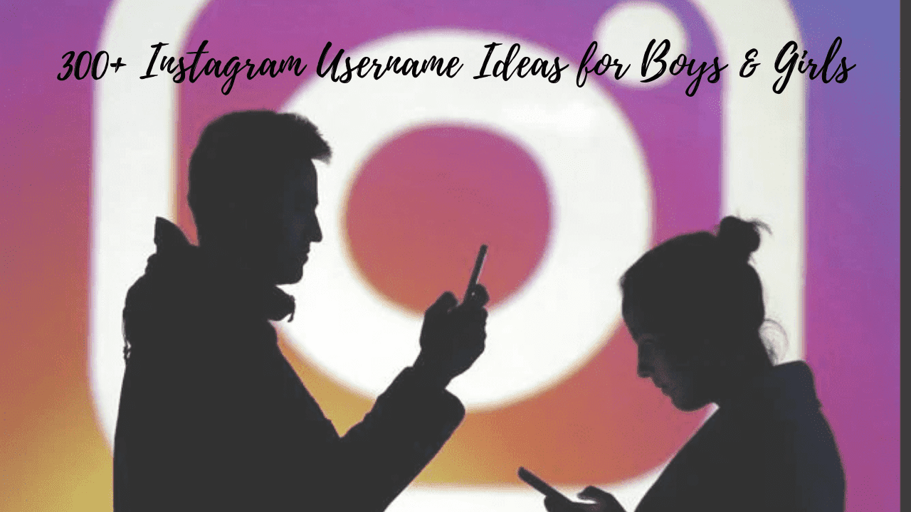 Instagram Username Ideas
