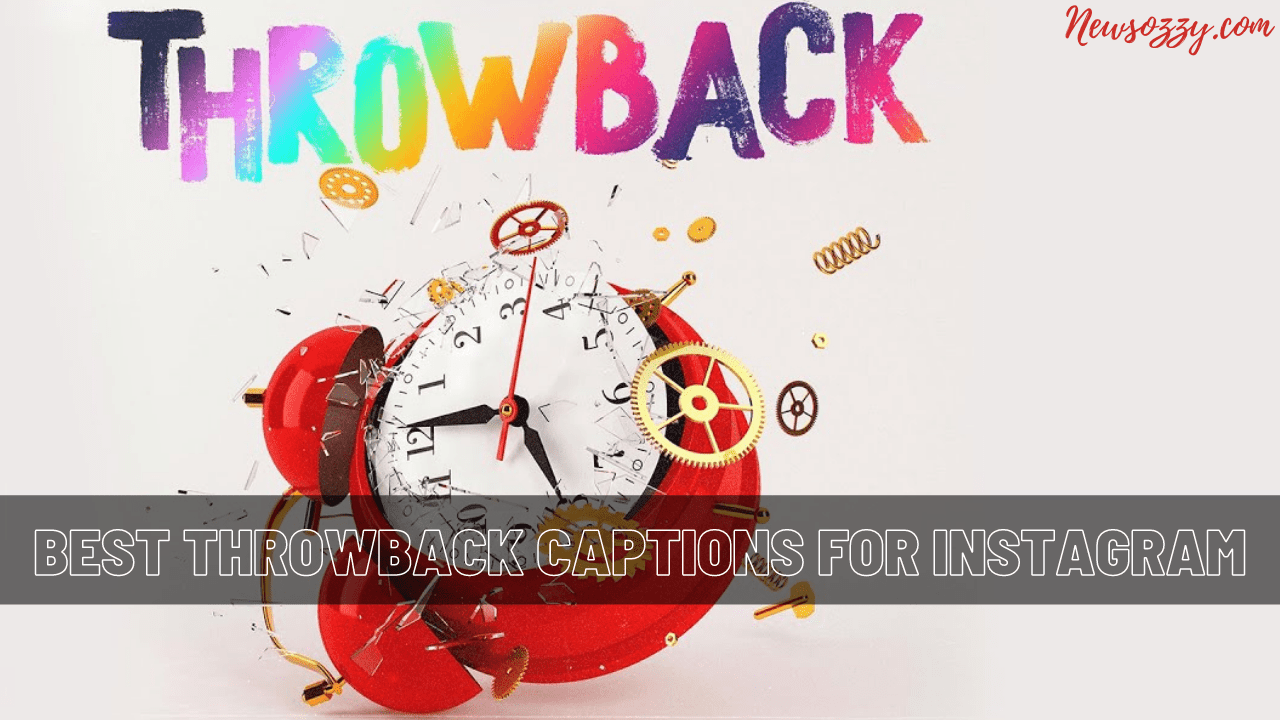 Throwback captions for instagram posts & stories