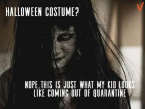 happy Halloween meme