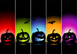 happy all hallows eve background images