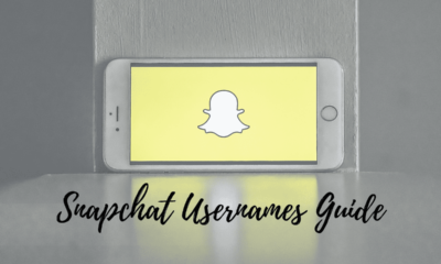 snapchat username guide & list of snapchat names