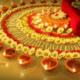 Diwali essay, speech, paragraph, Rangoli designs, kolam, home décor ideas