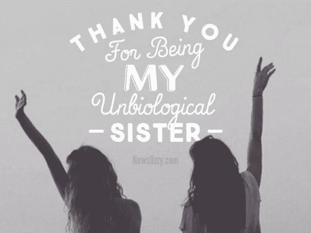 Instagram captions for sister love