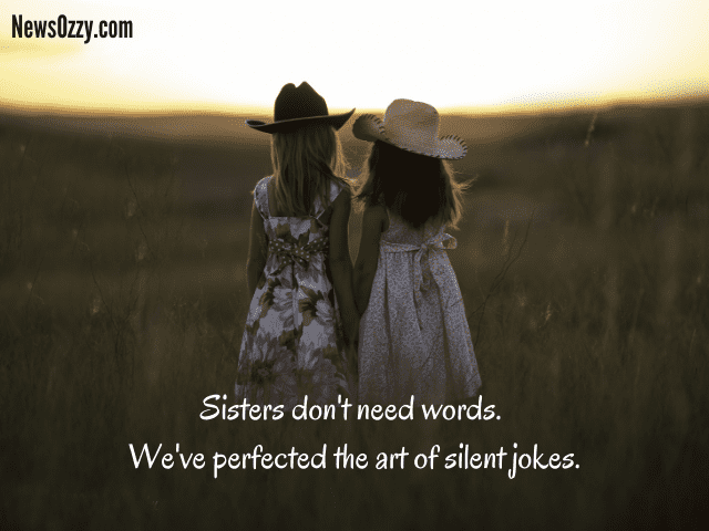 Sister Love Captions for Instagram Posts