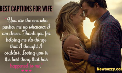 best & cute wife captions