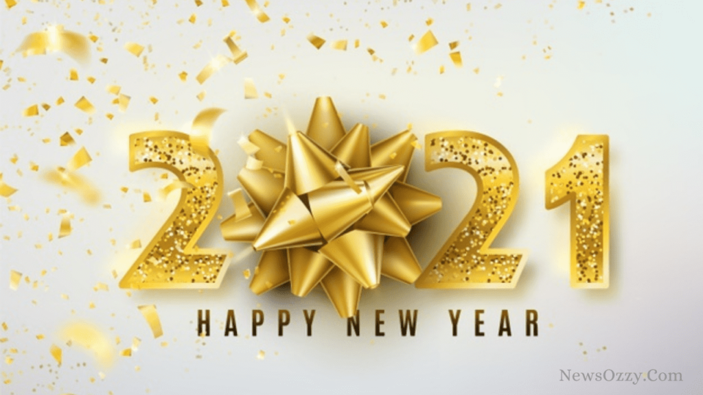 2021 new year banner png