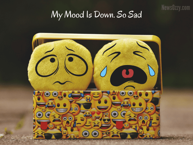 Bad Mood Quotes & Captions for Instagram