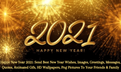 Happy New Year 2021 Wishes, Images, Quotes, Gifs, SMS, Greeting cards