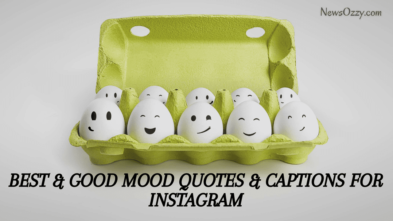 Mood Quotes and Captions for Instagram