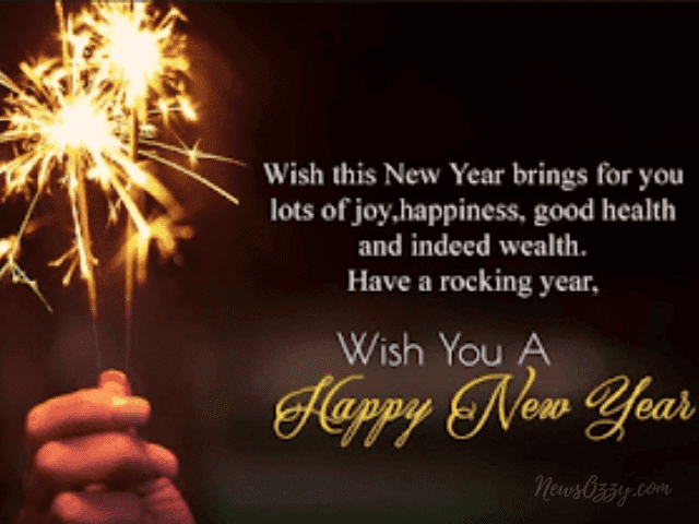 best happy new year 2021 messages wishes in english