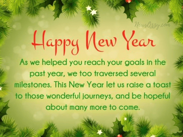 happy 2021 new year wishes for boss & employees