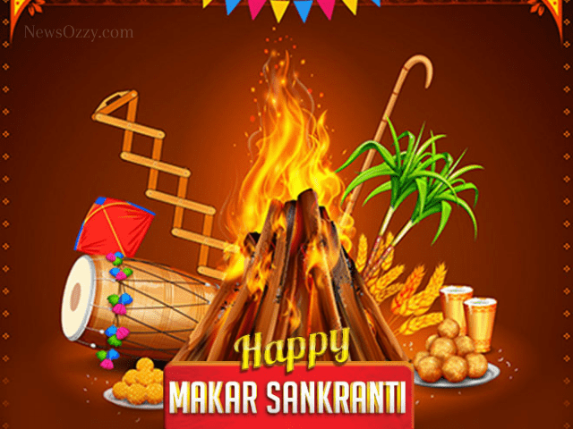 happy makar Sankranti and uttarayan 2021 wishes images