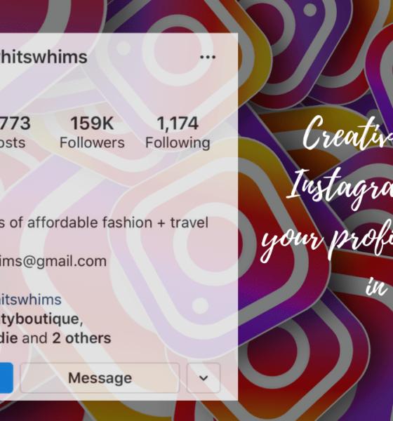creative bio for instagram