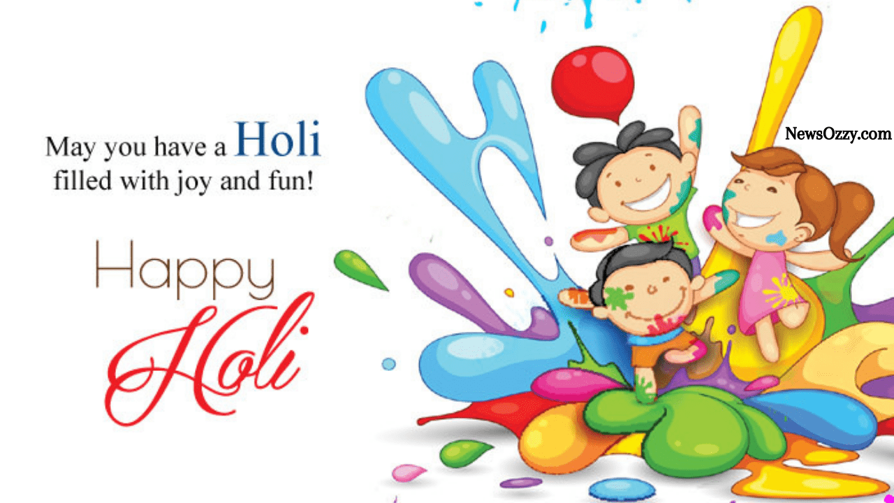 wishes images for holi festival