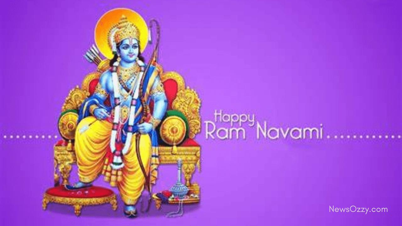 happy ram Navami images for WhatsApp status