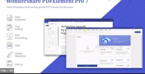 PDF-Element Pro for Windows: