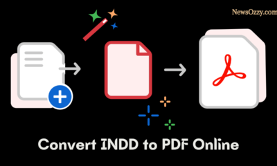 Convert INDD to PDF Online