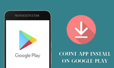 Count App Install on Google Play