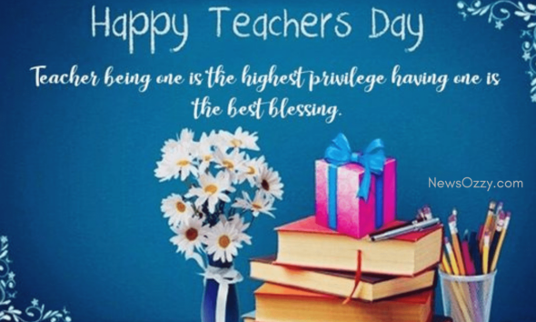 Happy Teachers day whatsapp status videos, images, wishes, quotes 2021