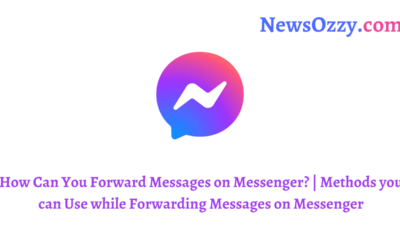 How to Forward a Message on Messenger