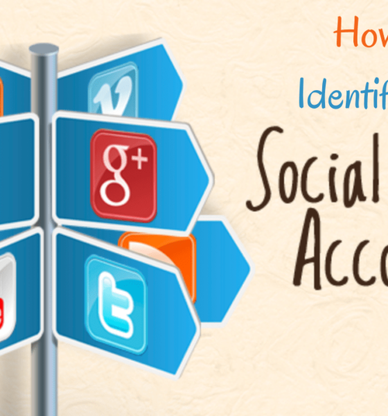 Identify Fake Social Media Accounts