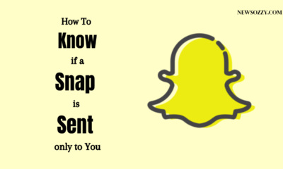Know if a Snap is Sent only to You
