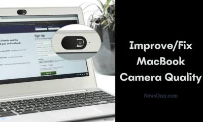 MacBook Camera Quality