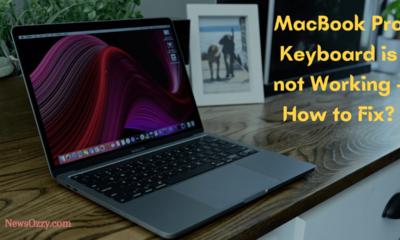 MacBook Pro keyboard is not Working