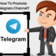 Promote Telegram Channel