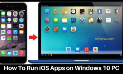 Run iOS Apps on Windows 10 PC