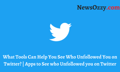 See who Unfollowed you on Twitter