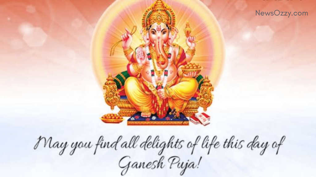 happy ganesh chaturthi pictures for background