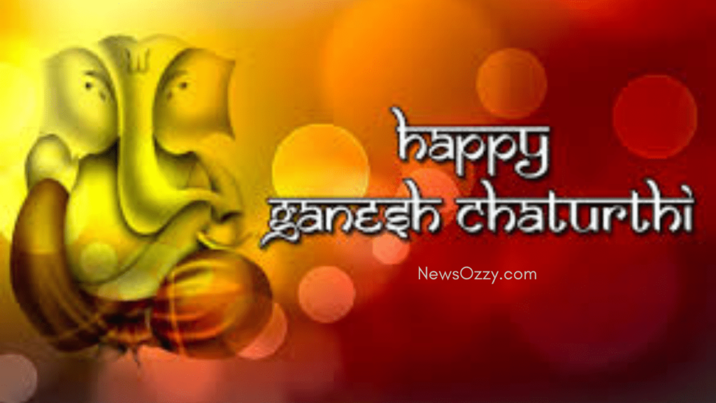 happy ganesh chaturthi poster and banners
