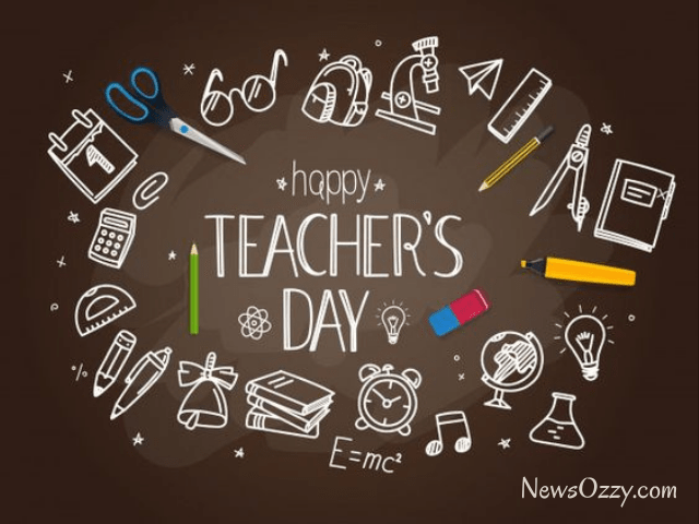 special wishes image on teachers day