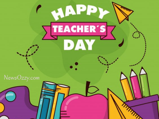 teachers day wishes images in english
