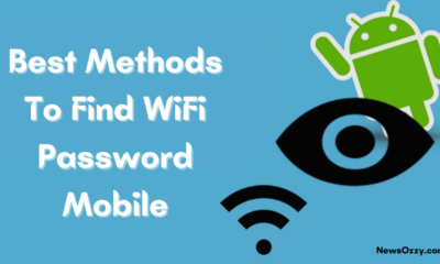 Find WiFi Password Mobile