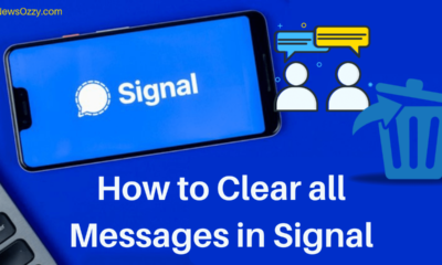 How to Clear all Messages in Signal