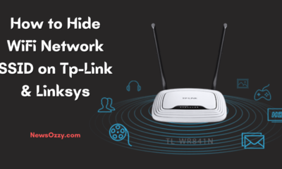 How to Hide WiFi Network SSID on Tp-Link & Linksys