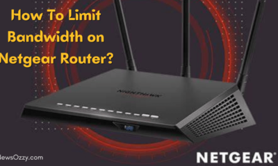 Limit Bandwidth Netgear