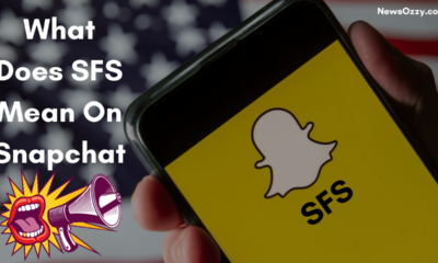 What Does SFS Mean On Snapchat