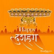 happy dussehra whatsapp dp's