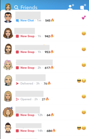 snapchat number